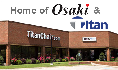 Home of Osaki and Titan - Titanchair.com