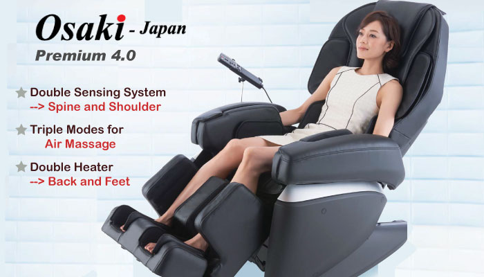 Massage Chair Made in Japan
